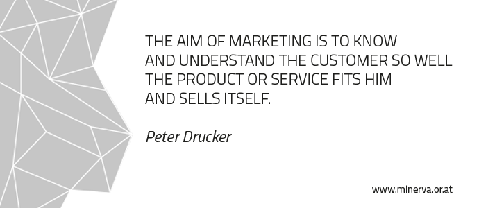 Aim of Marketing - Peter Drucker